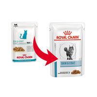 Royal Canin Skin & Coat Wet