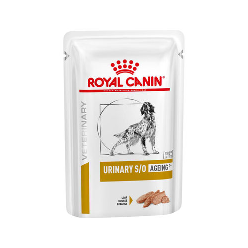 Royal Canin S/O Urinary Ageing 7+ Wet Hund