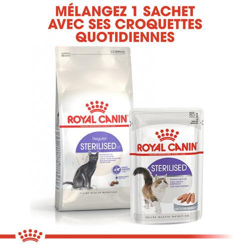royal canin sterilised 37 chat commander. Black Bedroom Furniture Sets. Home Design Ideas