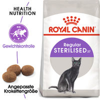 Royal Canin Sterilised 37 - Katzenfutter