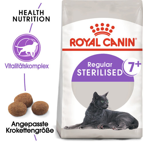 Royal Canin Sterilised 7+ - Katzenfutter