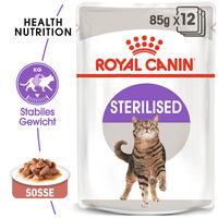 Royal Canin Sterilised in Gravy - Katzenfutter