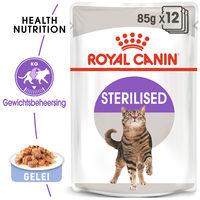 Royal Canin Sterilised in Jelly - Kattenvoer