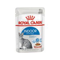 Royal Canin Sterilised Indoor in Gravy - Kattenvoer