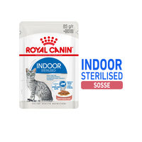 Royal Canin Sterilised Indoor in Gravy