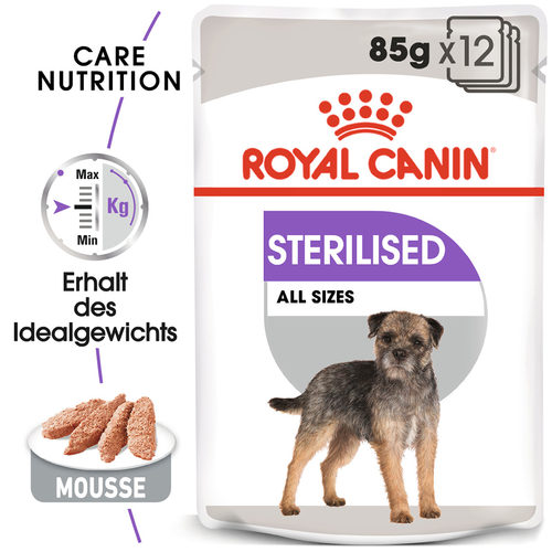 Royal Canin Sterilised Wet - Hundefutter