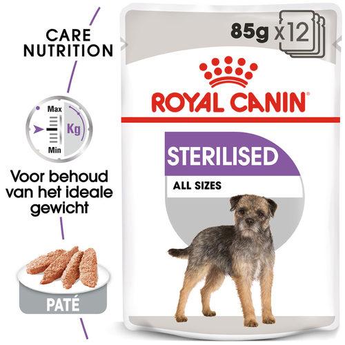 Royal Canin Sterilised Wet - Hondenvoer