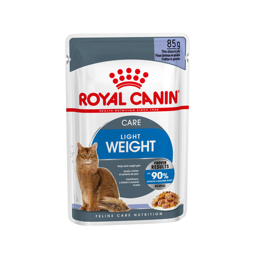 Royal Canin Light Weight Care in Jelly - Kattenvoer