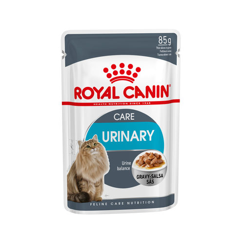 Royal Canin Urinary Care in Gravy - Cat Food