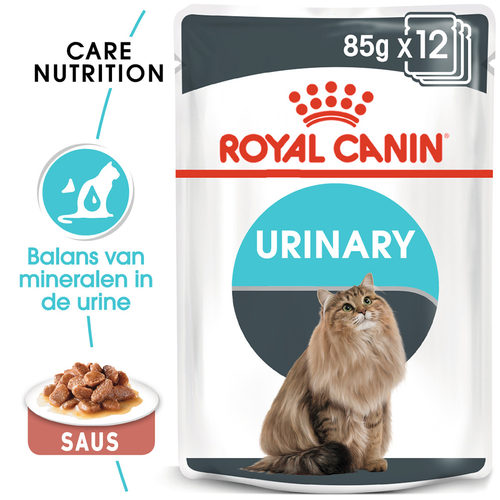 Royal Canin Urinary Care in Gravy - Kattenvoer