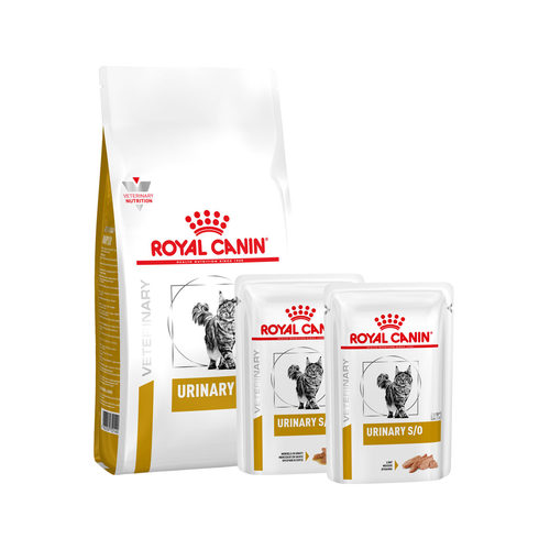 Royal Canin Urinary S/O Chat