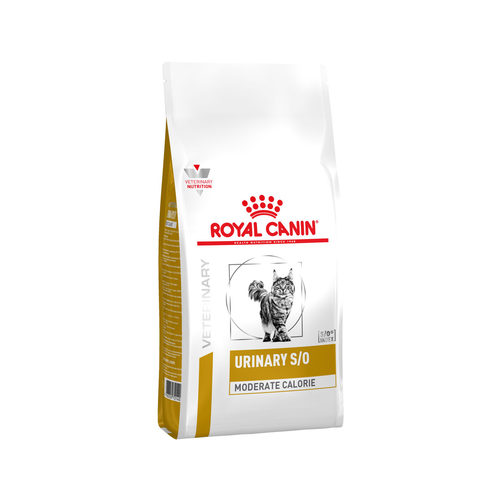 Royal Canin Urinary S O Moderate Calorie Cat Order Online