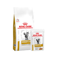 Royal Canin Urinary S/O Moderate Calorie Chat
