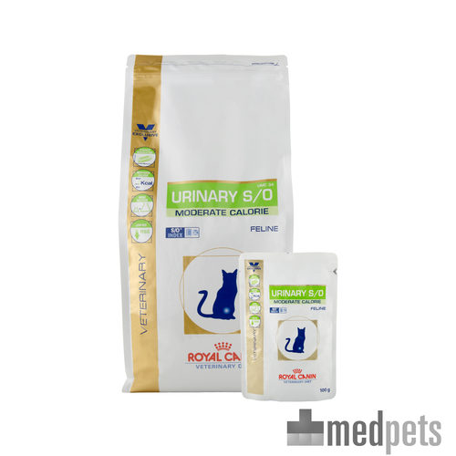Product afbeelding van Royal Canin Urinary S/O Moderate Calorie Kat