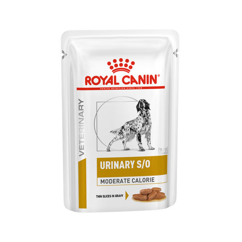 Royal Canin Urinary S/O Moderate Calorie Wet Hund