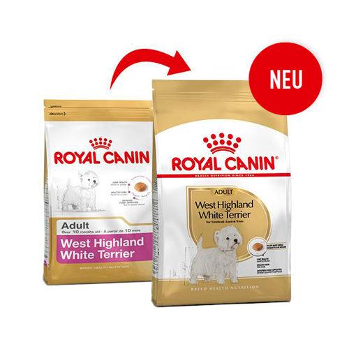 Royal Canin West Highland White Terrier Adult - Hundefutter
