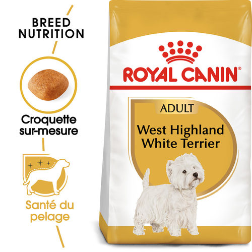 Royal Canin West Highland White Terrier Adult - Alimentation pour Chiens