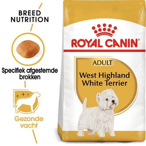 Royal Canin West Highland White Terrier Adult - Hondenvoer