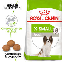 Royal Canin X-Small Adult 8+ - Hondenvoer