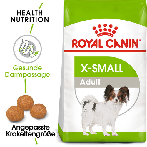 Royal Canin X-Small Adult - Hundefutter