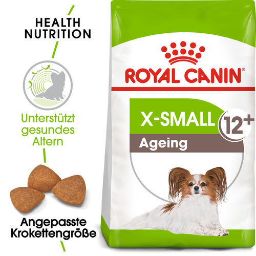 Royal Canin X-Small Ageing 12+ - Hundefutter