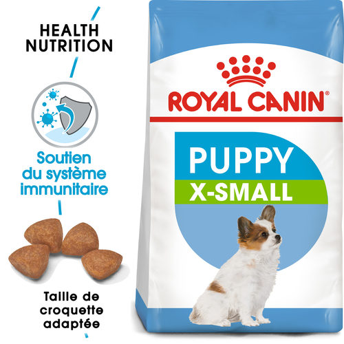 Royal Canin X-Small Puppy - Alimentation pour Chiots