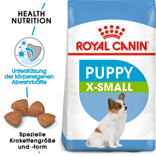 Royal Canin X-Small Puppy - Hundefutter