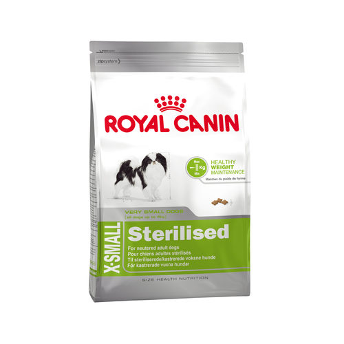Royal Canin X-Small Sterilised - Dog Food