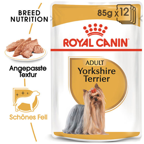 Royal Canin Yorkshire Terrier Adult Wet - Hundefutter