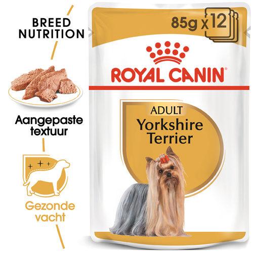 Royal Canin Yorkshire Terrier Adult Wet - Hondenvoer
