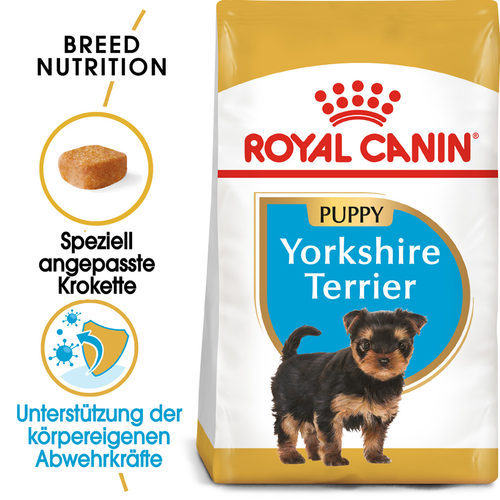 Royal Canin Yorkshire Terrier Puppy - Hundefutter