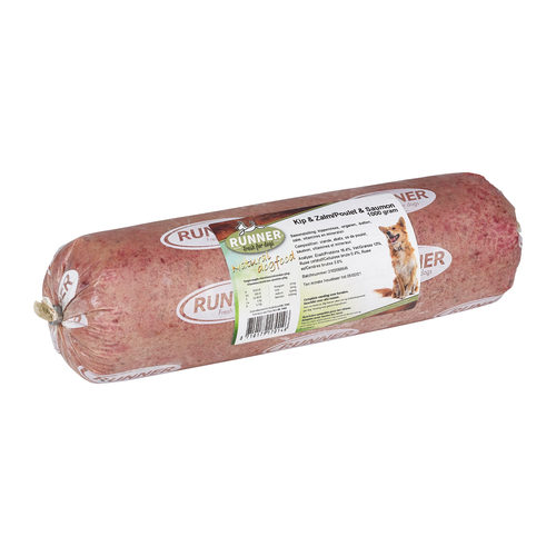 Runner Fresh For Dogs Wurst - Huhn & Lachs