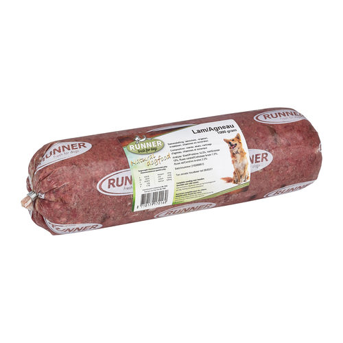 Runner Fresh For Dogs Wurst - Lamm