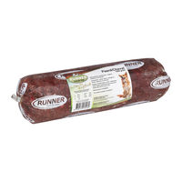 Runner Fresh For Dogs Wurst - Pferd