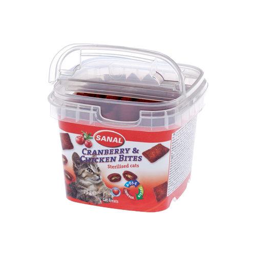 Sanal Cranberry Chicken Bites