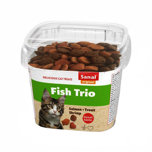 Sanal Fish Trio Cup