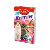 Sanal Kitten Snacks