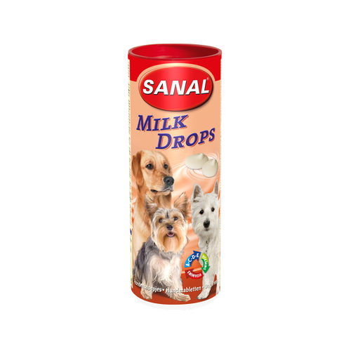 Sanal Milk Drops Hunde