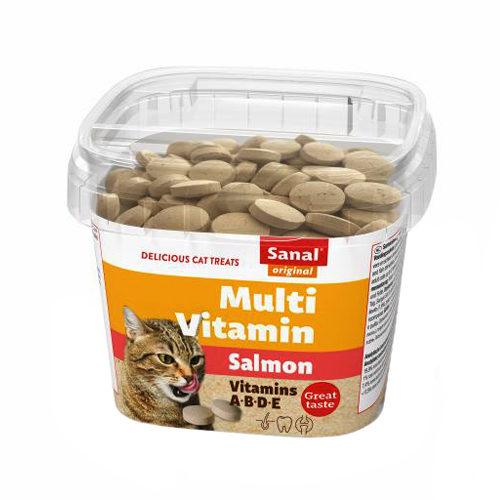 Sanal Multi Vitamin Salmon