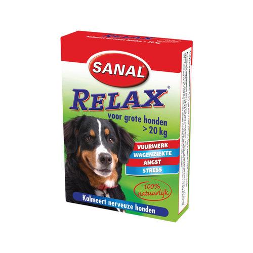 Sanal Relax für große Hunde