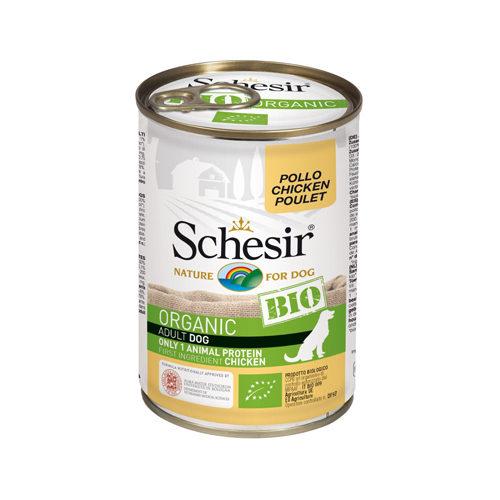 Schesir Dog Bio - Huhn - Dosen