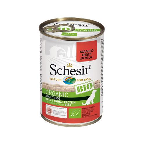 Schesir Dog Bio - Rind - Dosen