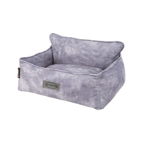 Scruffs Kensington Box Bed - Grau