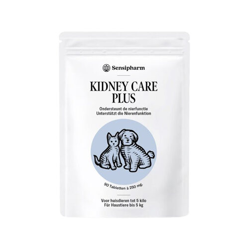 Sensipharm Kidney Care Plus - Kleine Haustiere