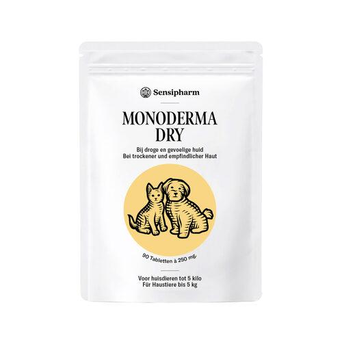 Monoderma Dry - Kleine Haustiere