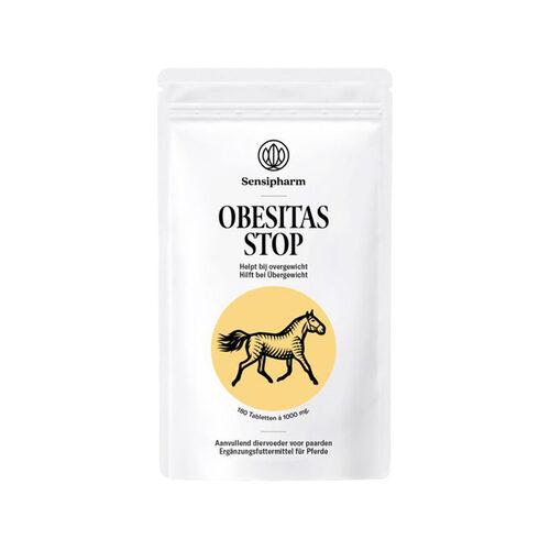 Sensipharm Obesitas Stop - Paard