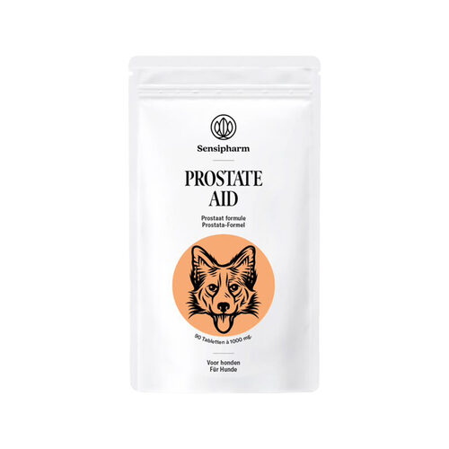 Sensipharm Prostate Aid - Hund