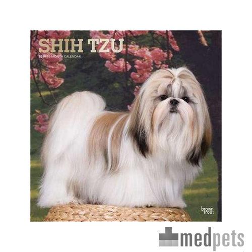 Product afbeelding van Shih Tzu Kalender 2019