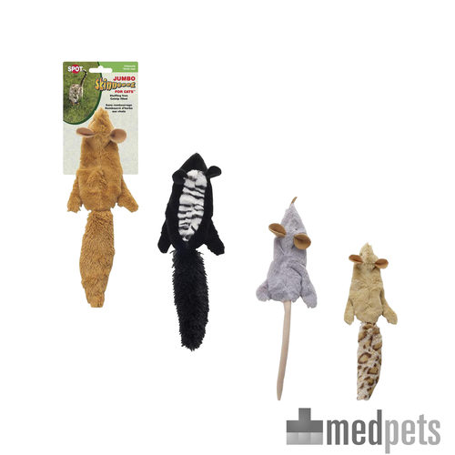 Skinneeez Forest Animals Cat