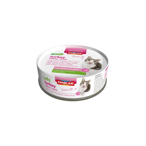 Smølke Kat - Soft Paté - Kalkoen